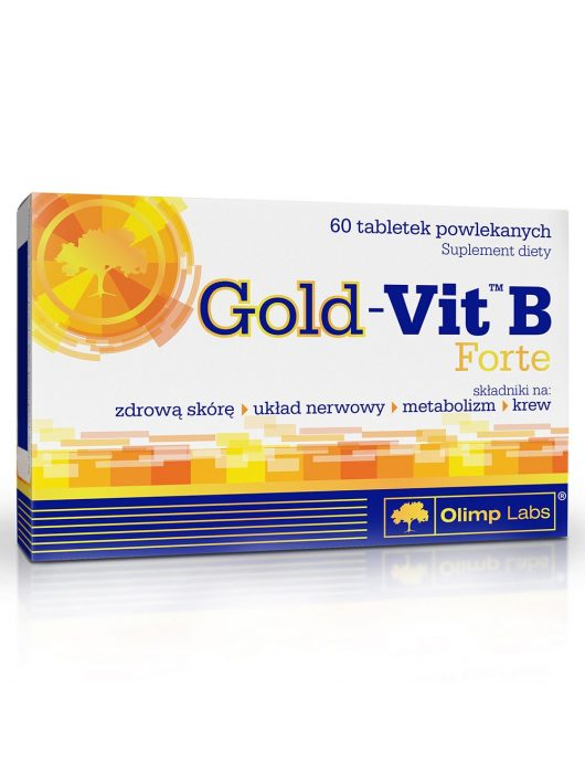 Olimp Labs Gold VIT™ B Forte vitamin 60 tabletta