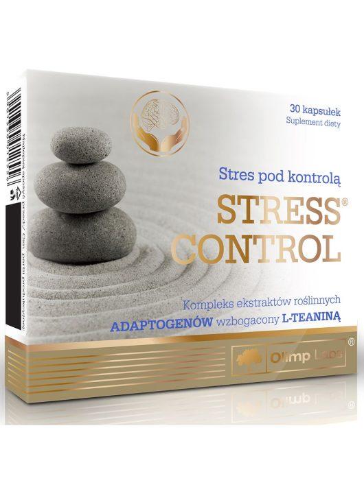 Olimp Labs STRESS-CONTROL™ stresszoldó