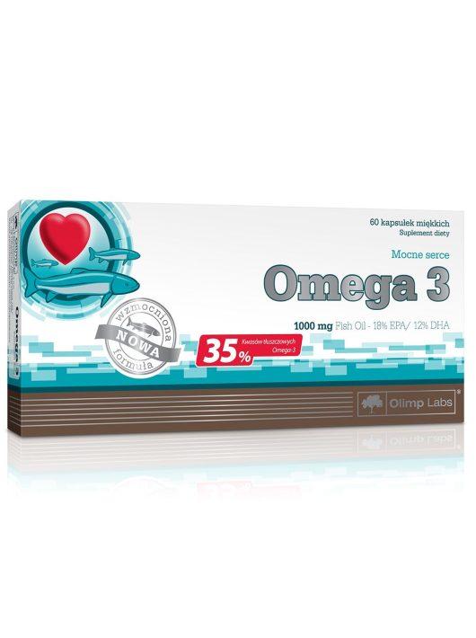 Olimp Labs Omega-3 1000 MG - 60 kapszula