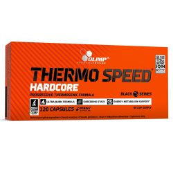 Olimp Thermo Speed Hardcore mega caps® 120 kapszula