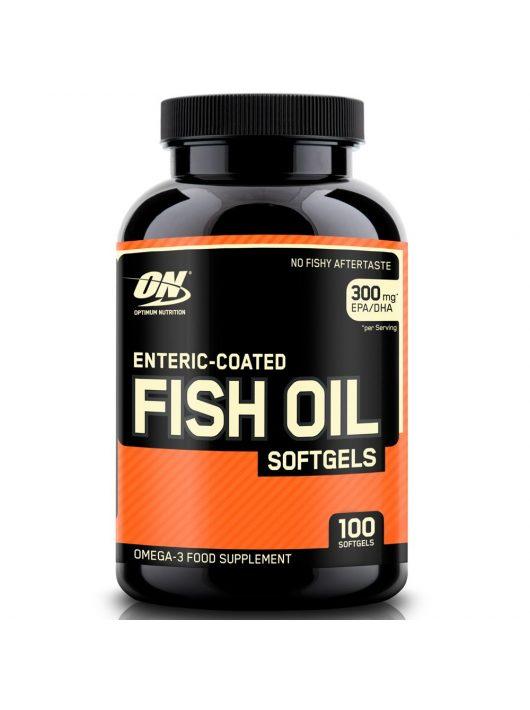 Optimum Nutrition Enteric Coated Fish Oil