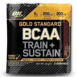 ON Gold Standard BCAA Train + Sustain