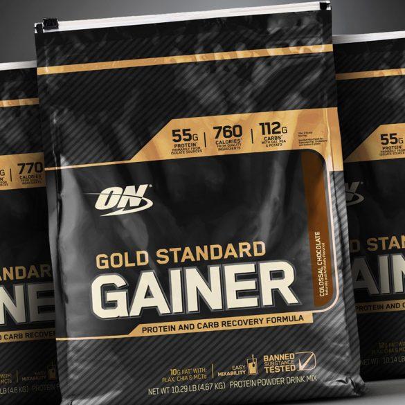 ON Gold Standard Gainer 1,624kg