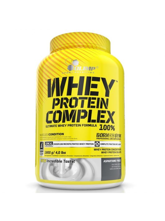 Olimp Whey Protein Complex - 1800g
