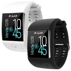 Polar M600 HR GPS multisport óra (Android Wear)