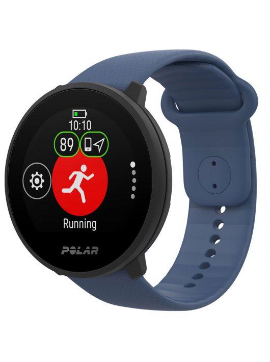 POLAR UNITE Blue pulzusmérő óra