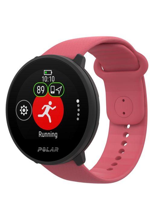 POLAR UNITE Pink pulzusmérő óra