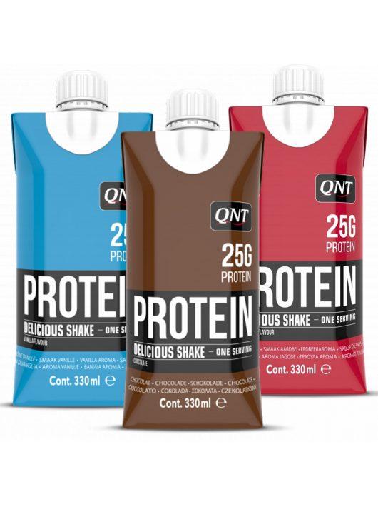 QNT Delicious Protein Shake 330ml fehérje ital