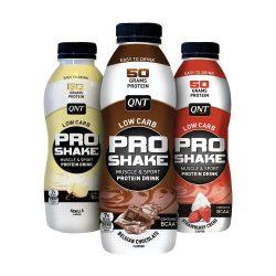QNT Pro Shake 500ml fehérje ital
