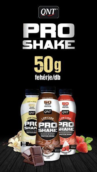 QNT Pro Shake fehérjeital