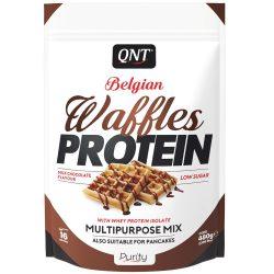 QNT Belgian Waffles protein - 480g