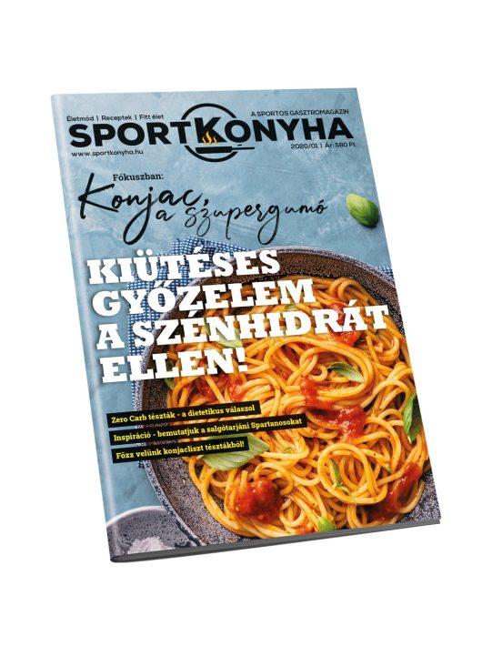 Sportkonyha magazin 2020/1.lapszám