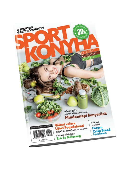 Sportkonyha magazin 2021/1.lapszám