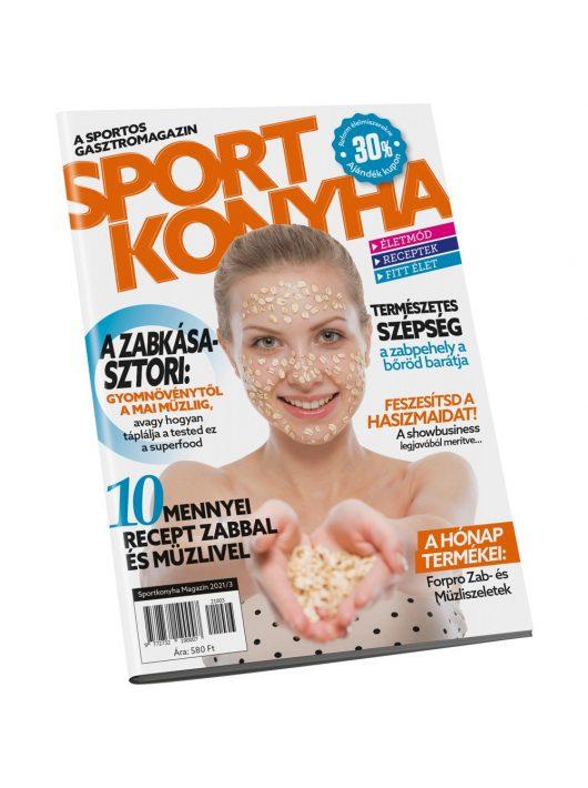 Sportkonyha magazin 2021/3.lapszám