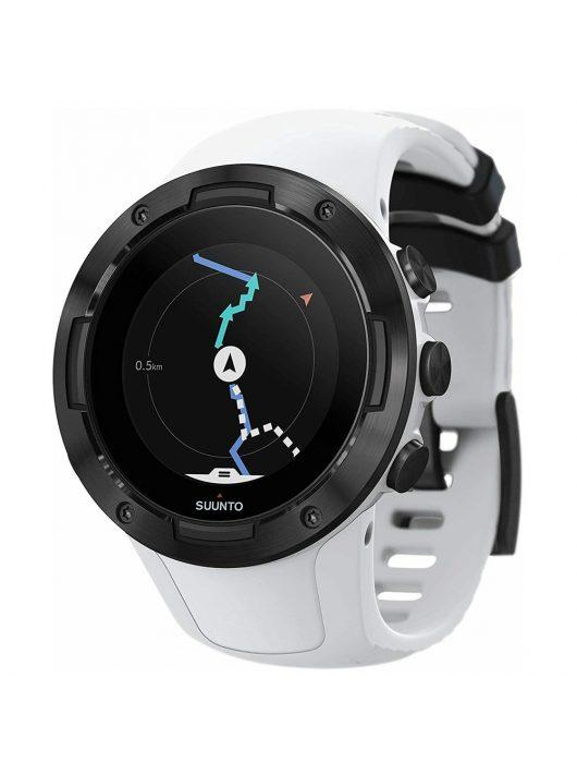 Suunto 5 White GPS Watch