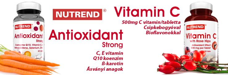 Nutrend vitaminok