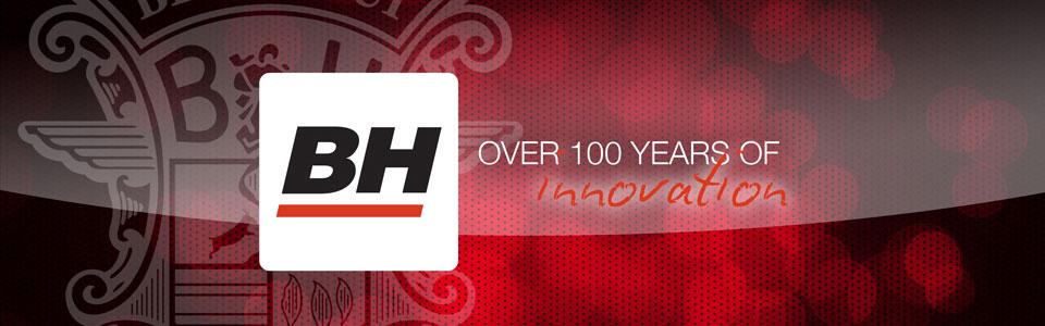 BH fitness 100 év innováció