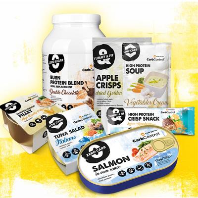 GForpro zero Gluténmentes csomag