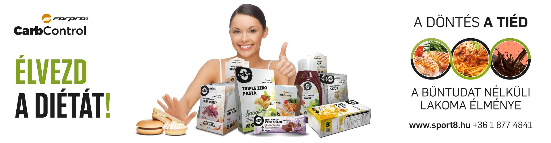 Forpro diétás termékek