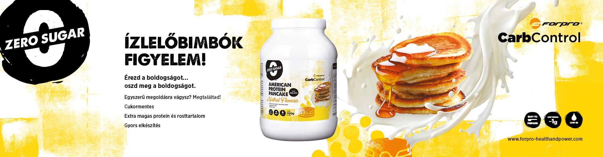 Forpro American protein pancake