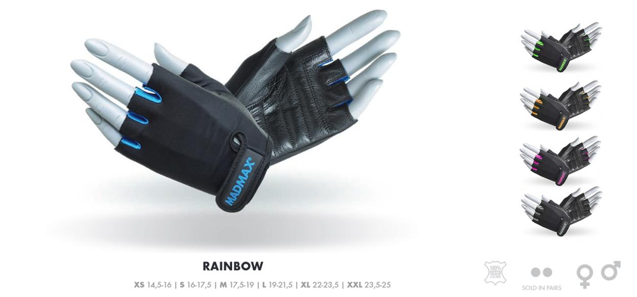 Madmax Rainbow kesztyűk