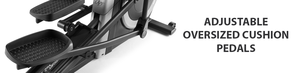 Nordictrack C12.9 pedalok