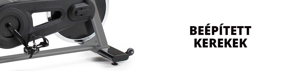 Nordictrack GX 3.9 Sport beépített kerekek