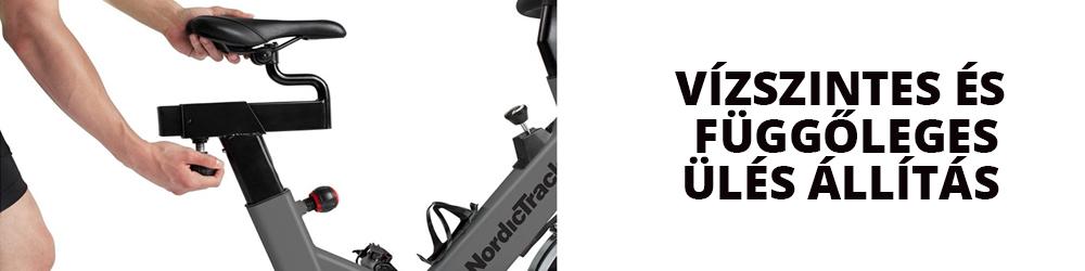 Nordictrack GX 3.9 Sport ülés