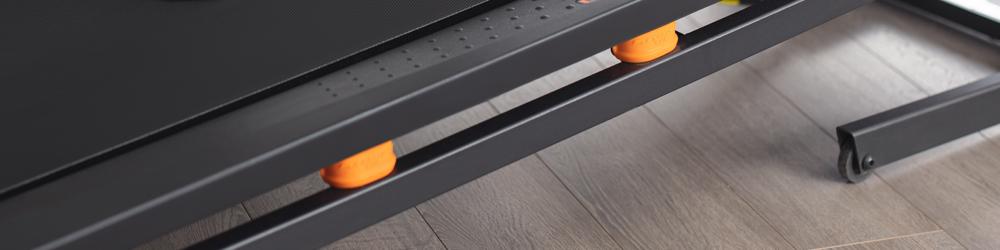 Nordictrack T7.5 futópad rugózat