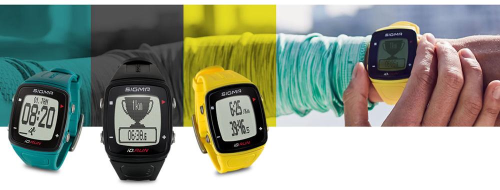 Sigma Id.Run GPS órák