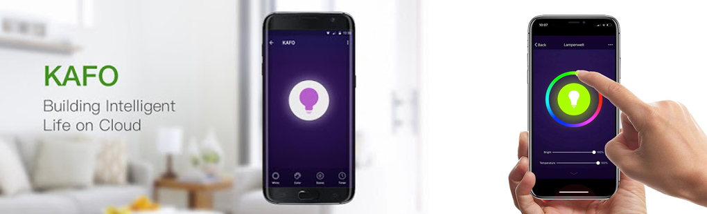 KAFO okos otthon app