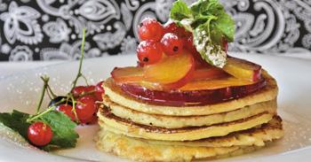 Protein Próféta - American Protein Pancake