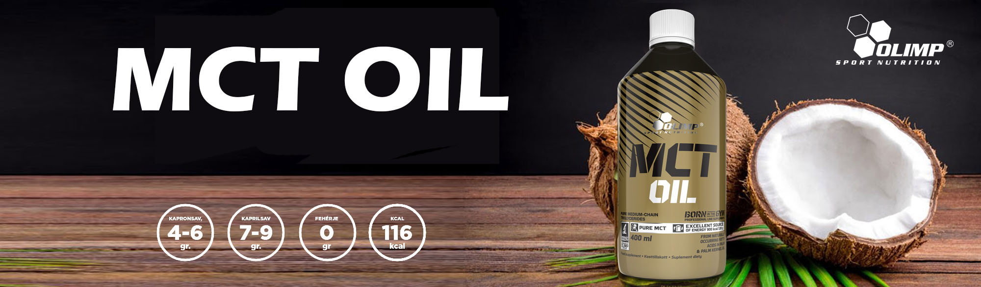 Olimp MTC oil
