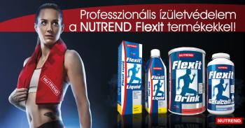 Nutrend Flexit ízületvédők bemutatása