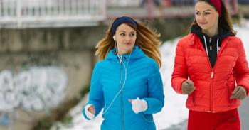 Mikor van túl hideg a kinti futáshoz?