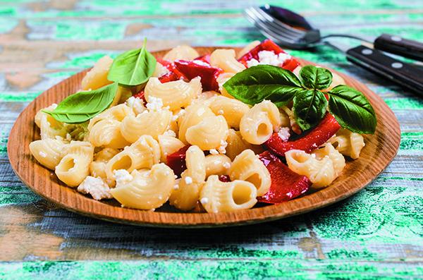 Túrós csusza újratöltve - High Protein Pasta